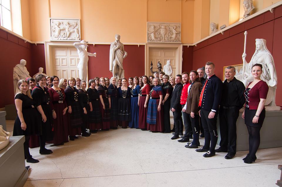 Húsakórið Cork 2015